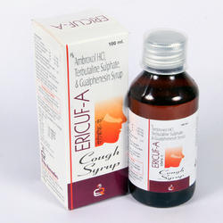 Ambroxol HCL Terbutaline Sulphate And Guaiphenesin Syrup
