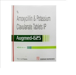 Amoxicillin and Clavulanate Tablets