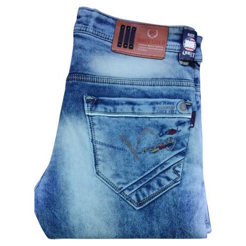 Brut Gold Faded Mens Denim Jeans, Waist Size: 32 and 28, Rs 500