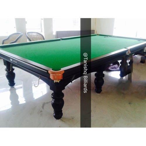 Solid Wood Italian Snooker Table Rs Piece Tanishq - Italian pool table