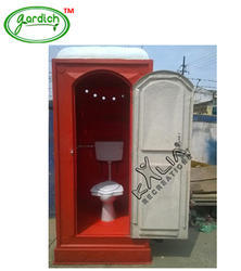 Portable Toilet KP-KR-2118
