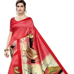 Trendy Mysure Silk Saree