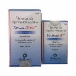 Bevacirel 100mg /4ml Bevacizumab Injection