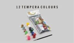 Doms Tempera Colours 12 Shades