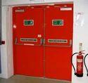 Steel Door, Size: 1.6 Mm, Thickness: 46 Mm
