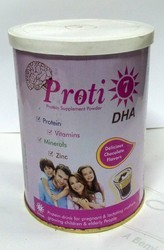 Protein Supplement & DHA Powder