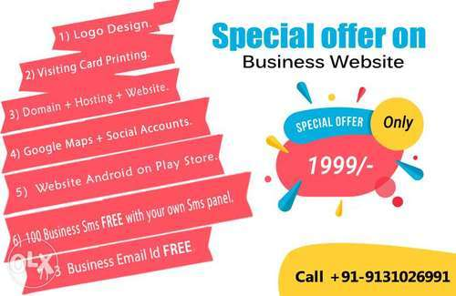 Products & Services | IT / Technology Services from Indore