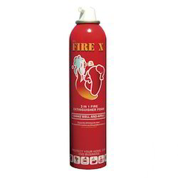 Red Aerosol Fire Extinguisher, for Industrial, Capacity: 2kg