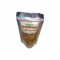 Mushroom Nuggets, Packaging Type: Packet, Packaging Size: 200 Gm
