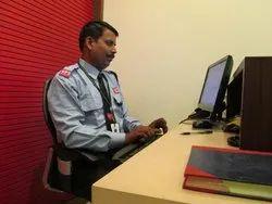 Corporate Male Office Security Service