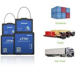 Container Lock JT701 Container and truck Smart lock, Key Card, Finish Type: Fiber