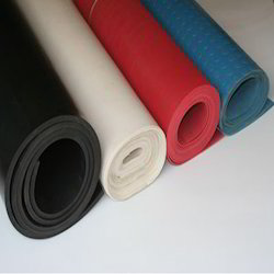 Silicone Solid Rubber Sheet