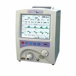 GE Versamed Ivent 201 Ventilator, Respiratory Rate: 1 To 80 Bpm, Tidal Volume: 50 To 2000 Ml