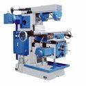 Geared Vertical Milling Machine