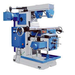 Geared Vertical Milling Machine