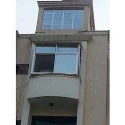 Aluminium Roof Partition