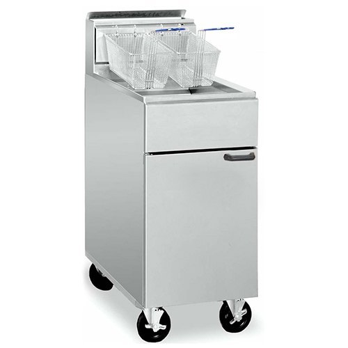 Commercial Gas Deep Fryer, Features: Stainless Steel, Rs 48000 /unit | ID:  21571170655