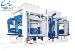 Chirag Eco Friendly Multi Material Cement Block Making Machine