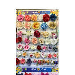 Multicolor Decorative Artificial Flower, Pack Size: Packet