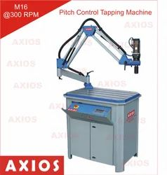 M16 Pitch Control Tapping Machine