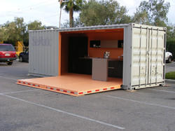 Portable Container Shop