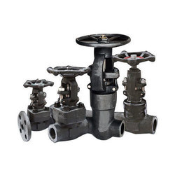 Audco Forged Steel Valves
