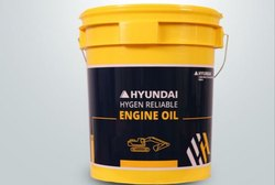 Hyundai Hygen Reliable Engine Oil, For Automotive, Packaging Type: Bucket