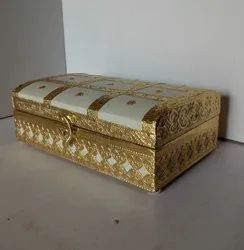 Decorative Wood Dry Fruit Box For Wedding Gifts