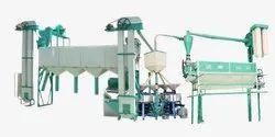 10 Ton Automatic Atta Chaki Plant
