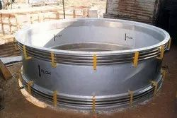 Universal expansions joint bellow