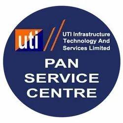 Life Time Online Pan Card Center Service