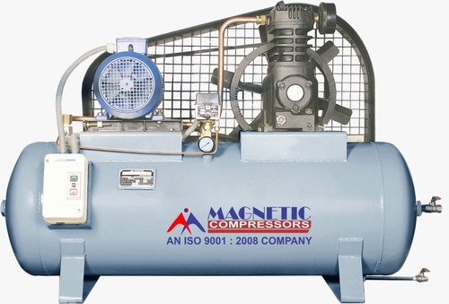 1 HP to 30 HP Reciprocating Single Stage Air Compressor