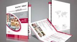 Pharma Brochure Designing