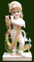 Viyatnam Marble Krishna Statue