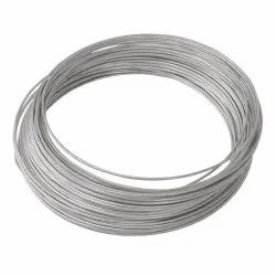 White GI Metal Wire, For Agriculture