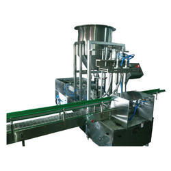 Hopper Piston Based Filling Machines