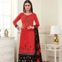 Ladies Fancy Patiyala  Dress Material