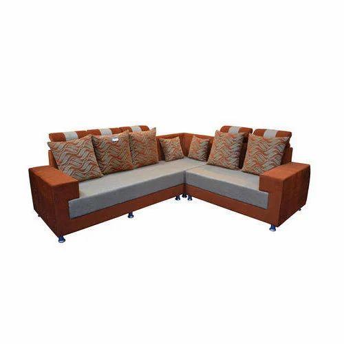 Kaju Corner Sofa Set 3 2 Cr