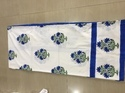 Jaipuri Block Hand Print Bedsheet