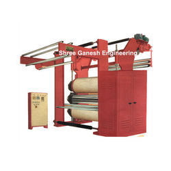 New Automatic Cotton Calender Machine, Three Roll, Model Name/Number: SGE-026