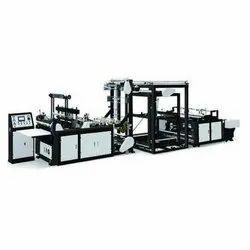 ZX Fully Automatic Non Woven U Cut Bag Making Machine