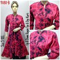 Ladies Up & Rayon Down Tye and Dye Kurti