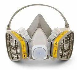 3M 6003 Half Face Respirator Mask