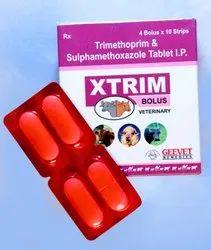Sulphametaxole Trimithoprim Bolus