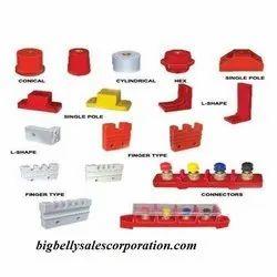 Red DMC Busbar Insulator