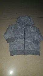 Cotton Infant Winter Jacket, Size: S