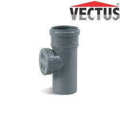 UPVC Vectus SWR Cleaning Pipe, Diameter: 75 mm