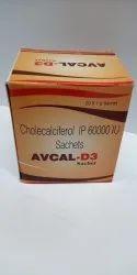 Cholecalciferol & Calcitriol Granuels