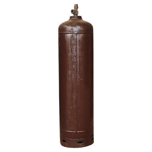 China 40L Dissolved Acetylene Cylinder 13.6kg Acetone for