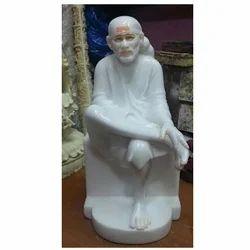 Sai Baba Stone Statue